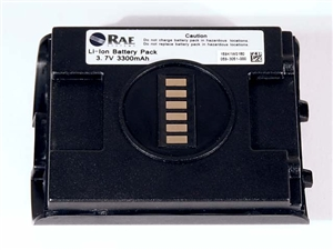 059 3051 000 Rae Systems Rechargeable Lithium Ion Battery