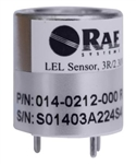 014-0216-000 RAE Combustibles %LEL Sensor Replacement QRAE 3