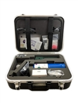 RAE Systems 059-A110-100 MiniRAE Lite+ PID PGM-7300 w/ Accessories and Calibration Kit