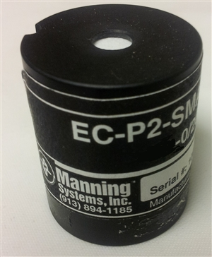10174-L9 EC-P2-SC-F2 Honeywell Analytics / Manning EC-P2 Fluorine F2 Sensor Replacement 0-5ppm 00-1006