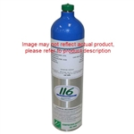 ION Science 116ES-248-100 100ppm Isobutylene Calibration Gas in a 116 Liter Cylinder