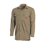 Dickies Flame Resistant Snap Front Shirt 2827