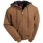 368UT11 Dickies FR Hooded Jacket 11oz UltraSoft ARC 38 HRC 3