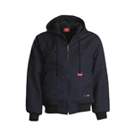 3831NB Dickies FR Hooded Jacket 11oz Amtex ARC 39 HRC 3