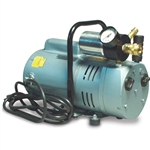 3M 8050501 Portable Ambient Air Compressor for workers who need more volume in their compressed air system to operate a respirator