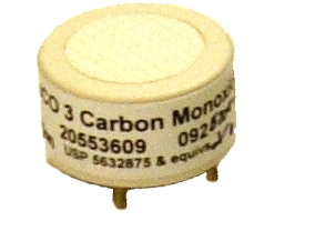 GfG Replacement Carbon monoxide CO sensor for RAM 744.  Factory direct OEM replacement 5704-017.
