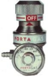 0.5LPM Calibration Gas Cylinder Series 100 regulator for CGA600 fitting for use on 17DS and 34DS cylinders.