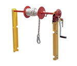 Allegro Industries Hand Operated Guard Rail Winch 9401-10