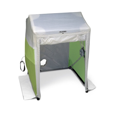 Allegro Safety Deluxe 6' x 6', 1 Door Confined Space Work Tent 9401-66