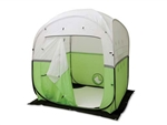 9403-05 Allegro Industries Hi-Viz Green Economy Work Tent Easy to use and Setup