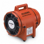 "Allegro Industries 8"" DC COM-PAX-IAL confined space blower"