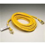 9540-50 Allegro 50' Extra Heavy Duty Standard Extension Cord