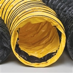 "Factory direct OEM Allegro 20"" Ducting 9650-15 9650-25 available in 15' and 25' lengths. Lightweight and retractable, ducting designed for maximum air handling capabilities"
