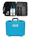 Gasco Deluxe Calibration Gas Cylinder Carrying Case CC-17/34