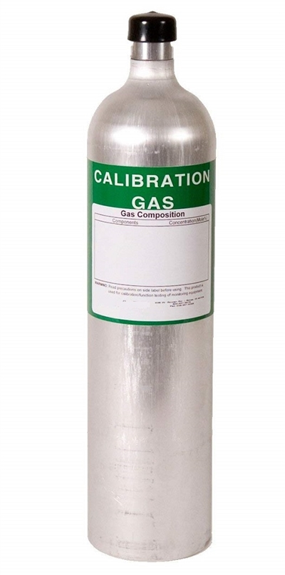 Oxygen O2 Calibration Gas Test Cylinder Gas Monitor Calibration