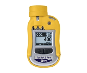 RAE Systems ToxiRAE Pro Carbon dioxide CO2 PGM-1850 G02-0007-000