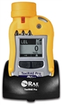 RAE Systems ToxiRAE Pro LEL combustible wireless gas monitor G02-B034-000