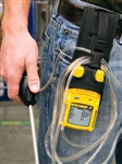 GA-HXT BW GasAlert Max XT or XT II Carrying Holster for Detector and Sampling Hose by Honeywell Analytics.