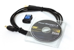 BW Technologies IR Connectivity Kit w/ Fleet Manager II GA-USB1-IR