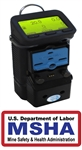 GfG MSHA Approved G450 Multigas Smart Pump Detector H2S, CO, LEL & O2