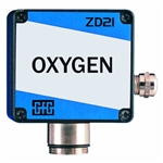 GfG ZD 21 Oxygen O2 Fixed Transmitter / Detector with 5 year life