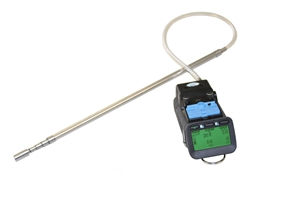 1000-205 1000-206 GfG Instrument Stainless Steel (CrNi) Telescoping Probe GfG G450 / G460  / Microtector II G450 multigas monitors