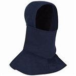 Bulwark Flame Resistant Balaclava with Face Mask Navy Blue HEB2NV