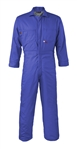 IJS16 Saf-Tech 9oz Indura 100% Cotton Insulated Coverall with 10oz Moda Quilt Liner