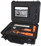 ION Science Tiger Fire and Arson Investigation Kit