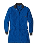 Workrite Women's CP/FR Lab Coat 4.5oz Nomex IIIA KNR3RB