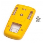 BW GasAlert MicroClip X3 Back Enclosure Yellow MCX3-BC1