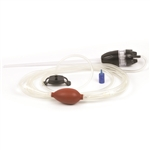 MGC-HAK Gas Clip Technologies Hand Aspirated Sample Kit with Sample Hose, Cal Cap, 1 ft Remote Sample Probe, and Stone Filter.