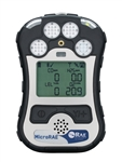 RAE Systems MicroRAE LEL H2S CO O2 Wireless Multigas Monitor