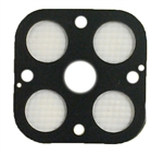 BW Technologies GasAlert Quattro Quad Sensor Filters Kit of 2 QT-SS