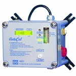 GfG RAM 4021 Respiratory Airline Dew Point Monitor 4021-DP