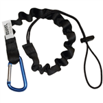 M71300 Riggers Safety Universal Tool Lanyard with Aluminum Carabiner for Equipment Connection