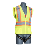 Riggers Safety High Visibility Yellow Safety Vest M80200