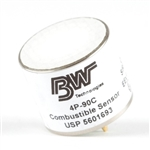 BW Combustible LEL Sensor Replacement Honeywell Analytics SR-W04