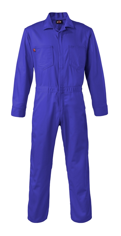 XCJS16 Saf-Tech 9oz Indura Contractor FR Coverall S-6X Numerous Colors available