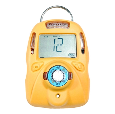 mPower 12 Month UNI 321 Single Gas Detector Model MP101